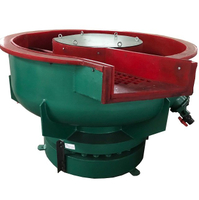 Vibratory Polishing Machine manufacturers, Vibratory Bowl Polisher with Spiral Bottom