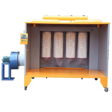 Manual Powder Coating Booth, Powder Paint Booth
