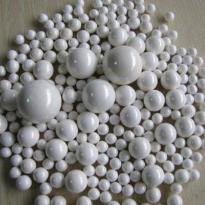 Zirconia Beads for Precision Polishing, Vibratory Tumbling Media