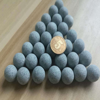 Brown aluminum oxide ball polishing Media