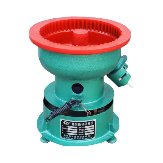 40L Small Vibratory Bowl Deburring Machine