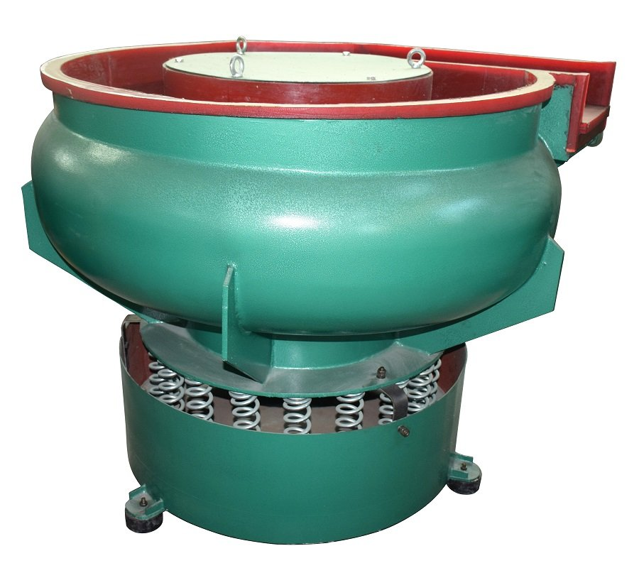 Stress-relief Round Bowl Vibratory Finishing Machine